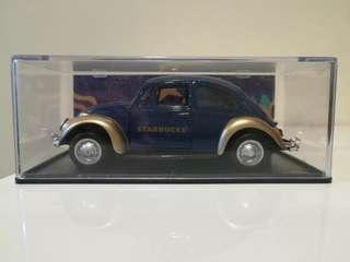 ⭐️🆕Starbucks® 🇲🇾 Volkswagen Beetle