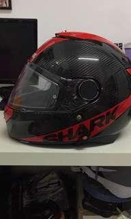 Helmet SHARK * good condition* PROMO CNY!!