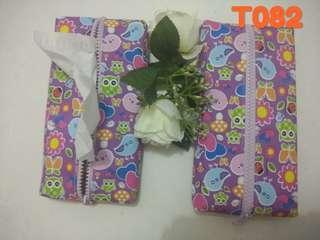 Dompet tissue travel