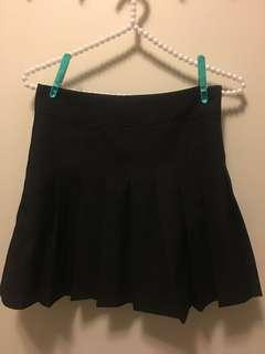 Kanzi black skirt size 8