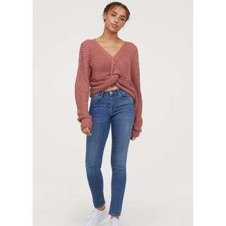 🚚 H&M Skinny Regular Jeans (PRICE REDUCED)