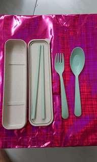 Eco Friendly Cutlery Set