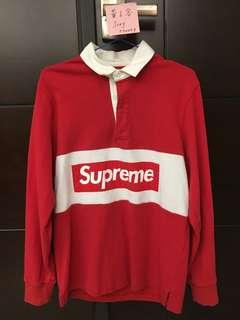 🚚 Supreme rugby polo