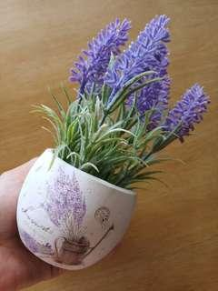 Beautiful artificial Lavender flower