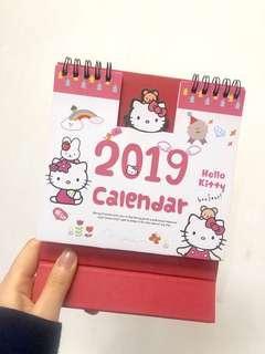 Hello Kitty日暦(不是正版