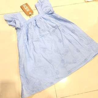🚚 Cotton On Pollyanna Dress In Butterfly Blue