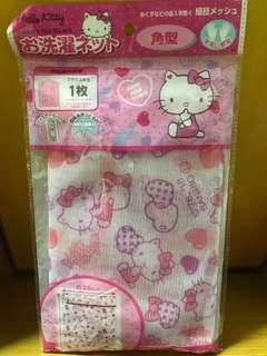 正版hello Kitty 洗衣袋