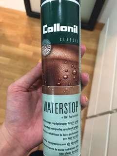 Collonil waterstop/ waterrepllent spray for shoes, leather etc