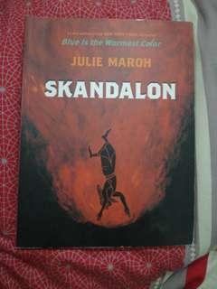 Skandalon by Julie Maroh