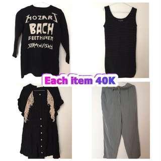 Alpha 60 / Cacharel each item 40K