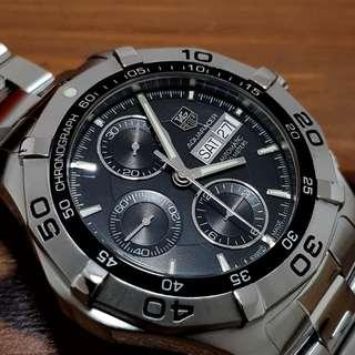 Tag Heuer Aquaracer CAF2010 Automatic complete set