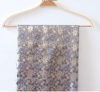 KAIN LILIT SILVER GOLD FLORAL FIT TO XXL