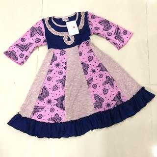 🚚 Lilli Lovebird Girl Dress (Size 6)