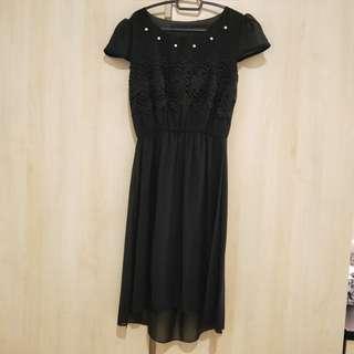 Black Colour Dress