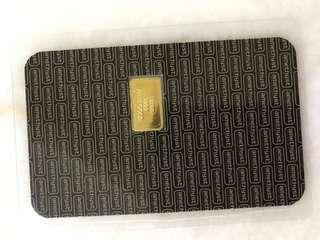Gold bar power gold