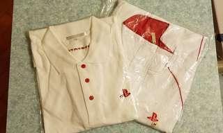 【 全新】 PlayStation T-shirt & 風褸
