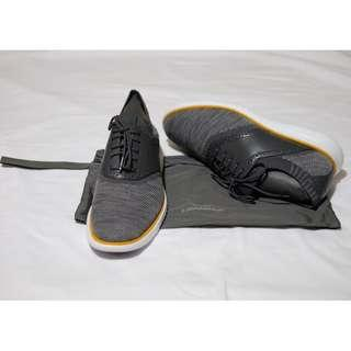 Cole Haan Men's 2.ZERØGRAND Packable Saddle Knit Oxford Size: 8.5 and 9