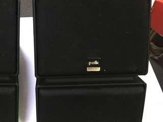 美國Polk audio