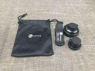 Taotronics Lens: Macro and Wide