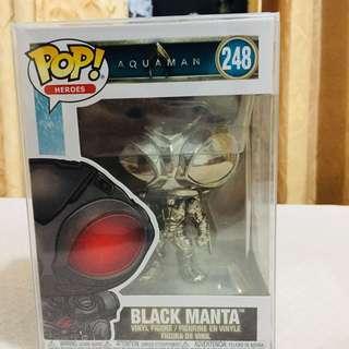 Black Manta (Chrome)