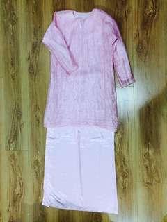Lace Baju kurung kanak2🎁