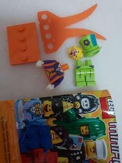 Lego Series 18 Clown