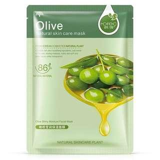 ROREC Olive - Natural skin care mask