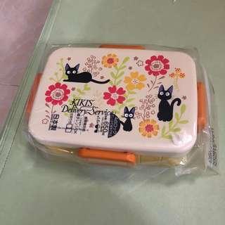 Lunch Box Kiki 魔女宅急便 黑貓 飯盒 日本