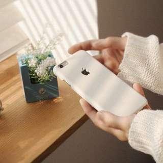 Matte White IPhone 6/6s Case