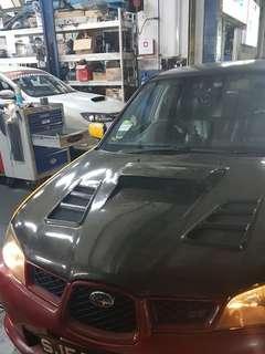 Subaru Impreza (Sedan) R 4-Dr Manual