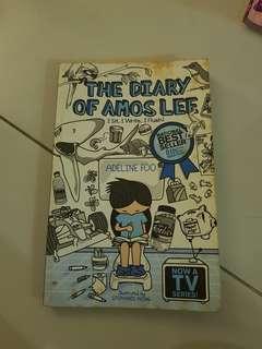 The Diary of Amos Lee: I Sit, I Write, I Flush!