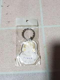 EVERCARE 天使鎖匙扣 key chain