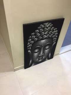 •Buddha Painting•Medium