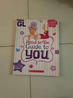 Head to Toe Guide to You