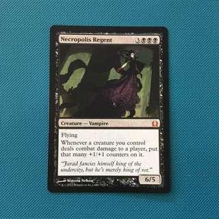 MTG Necropolis Regent