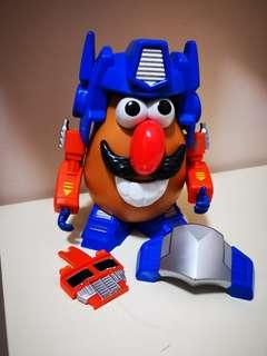 Playskool Mr Potato Head Optimash Prime