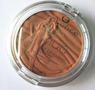 Shimmery Bronzer