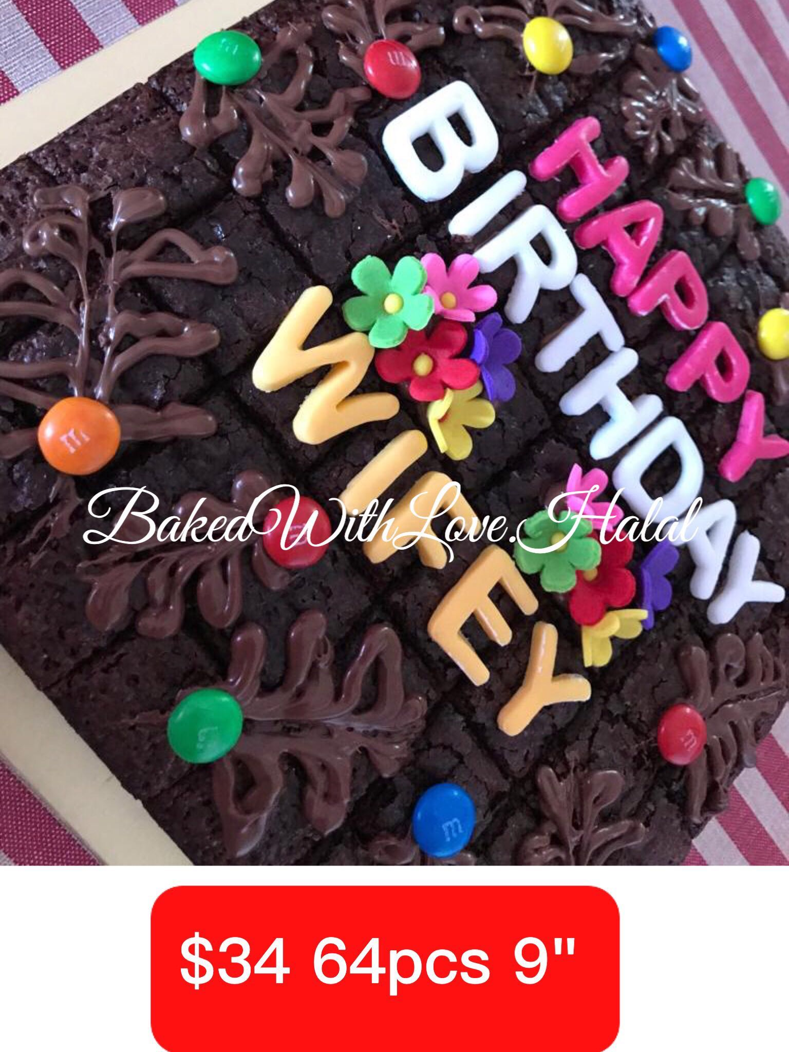 9 Brownies Food Drinks Baked Goods On Carousell