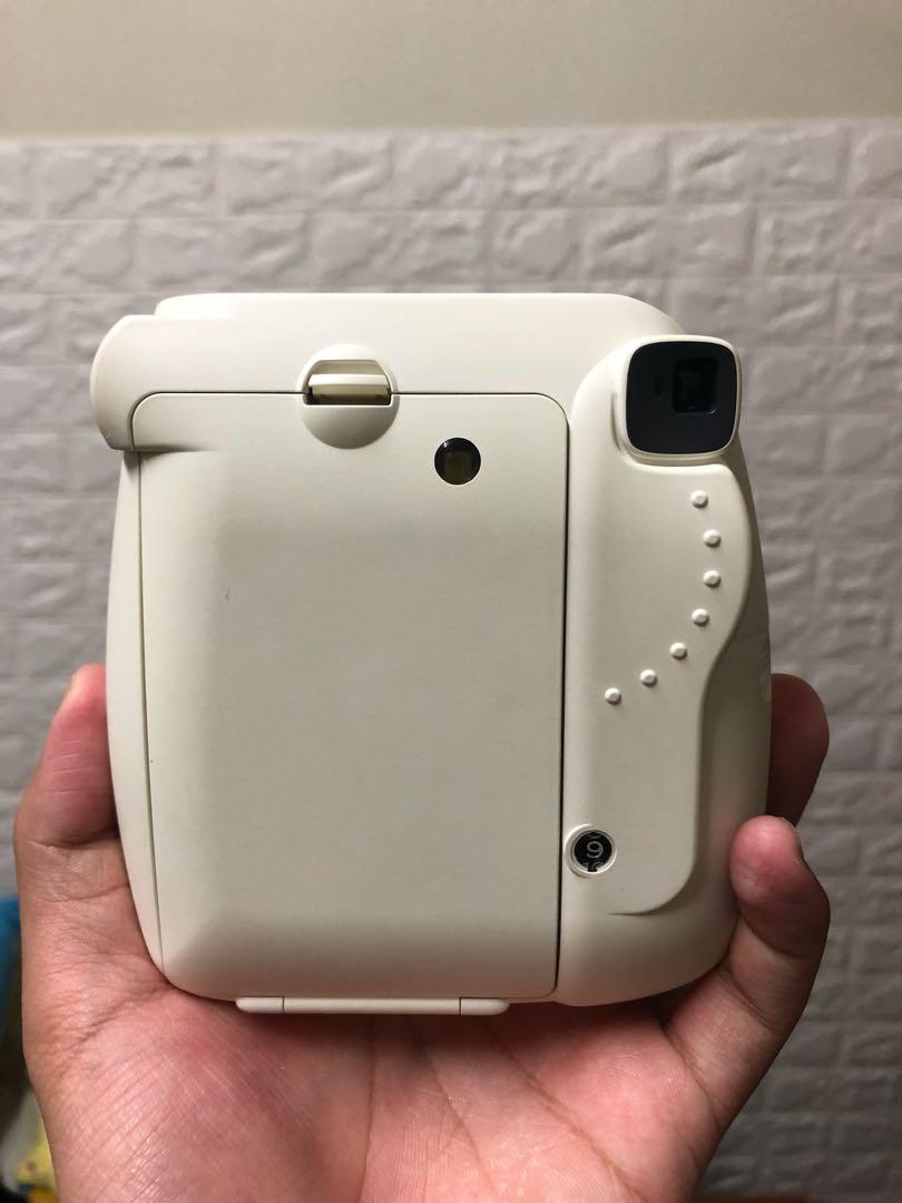富士拍立得 mini8 附水晶殼 29張底片 背帶 自拍鏡 束口袋