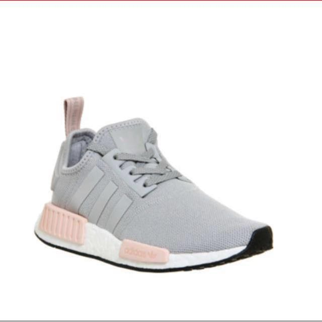 a95d5a366 Adidas NMD R1 Clear Onix   Vapour Pink