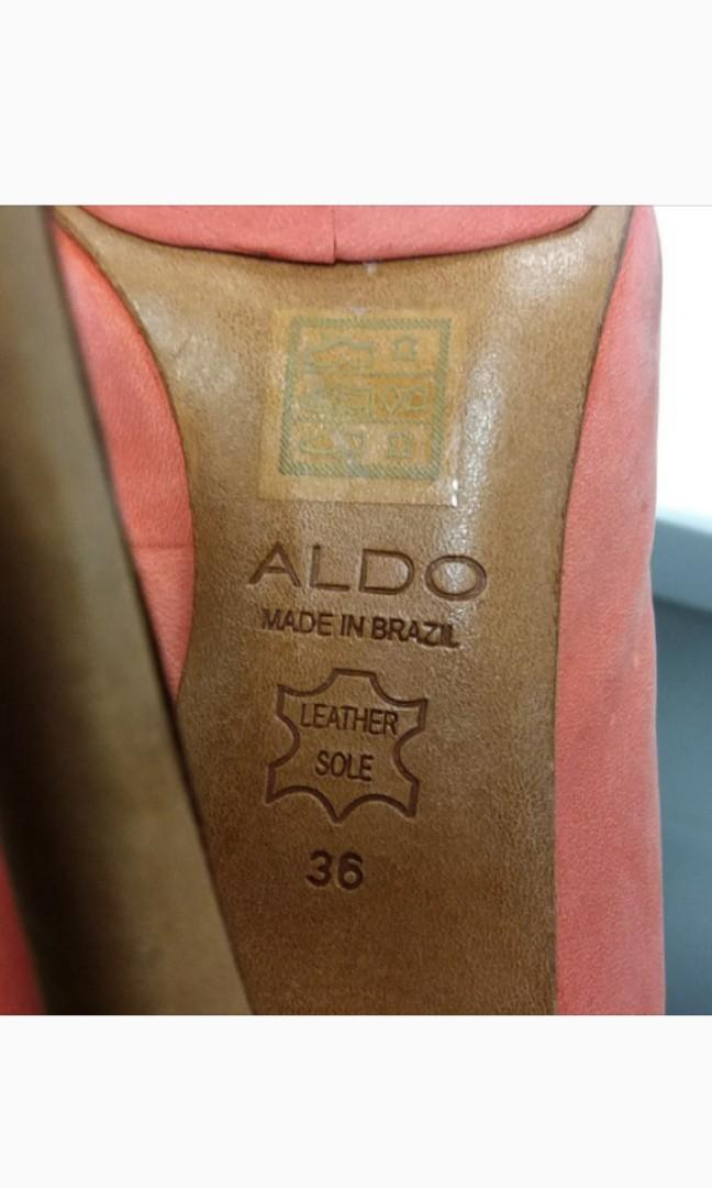 Aldo High Heels Made in Brazil