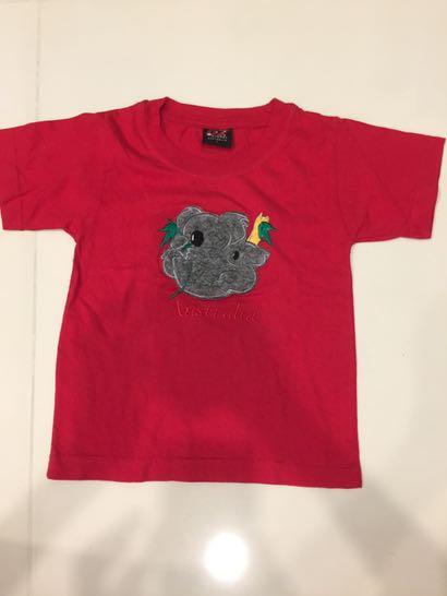 939cd002 Australia Koala bear T-shirt (suitable for 2-4 years old)