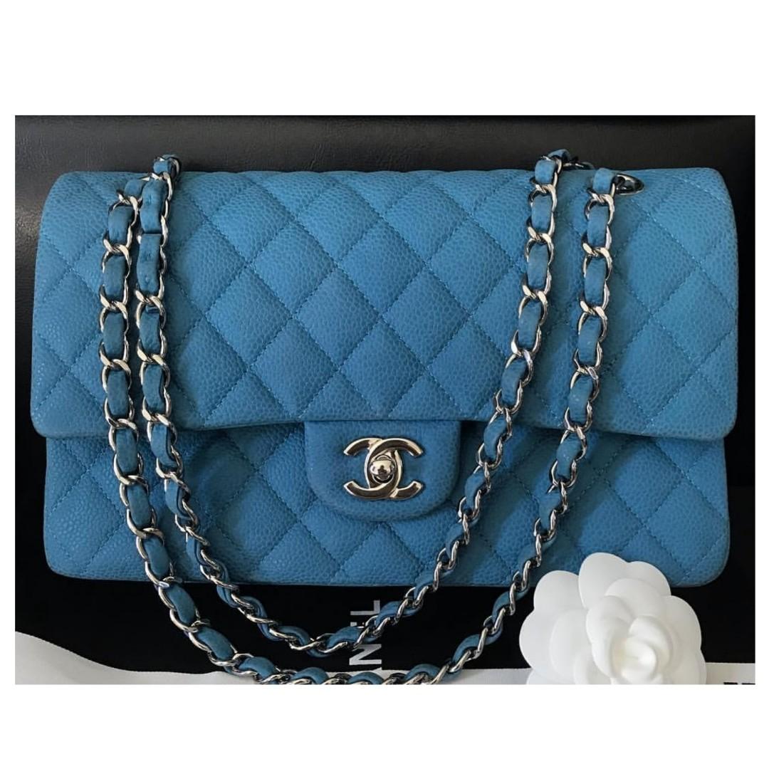 Authentic Chanel Classic Medium Flap Bag f33e26940c