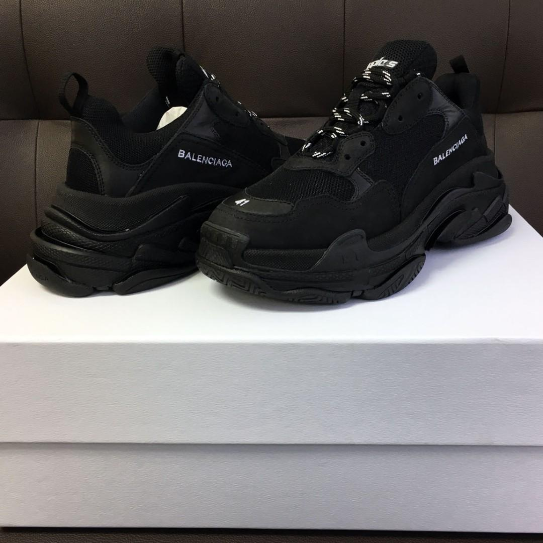Balenciaga Triple S Vanilla Color Review YouTube