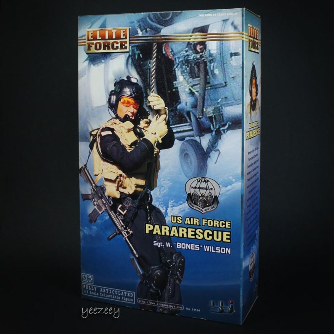 BBi 1/6 US Air Force Pararescue Jumper PJ, Toys & Games