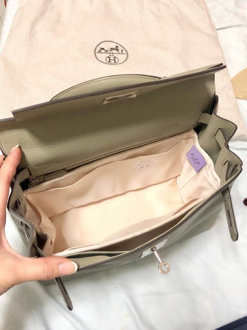 fdb84d190a0f Brand new baqinner customised hermes  Chanel  other brand bag ...