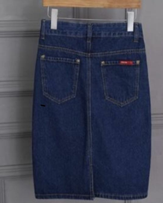 7c367294663c0 Brand new plus size jeans skirt