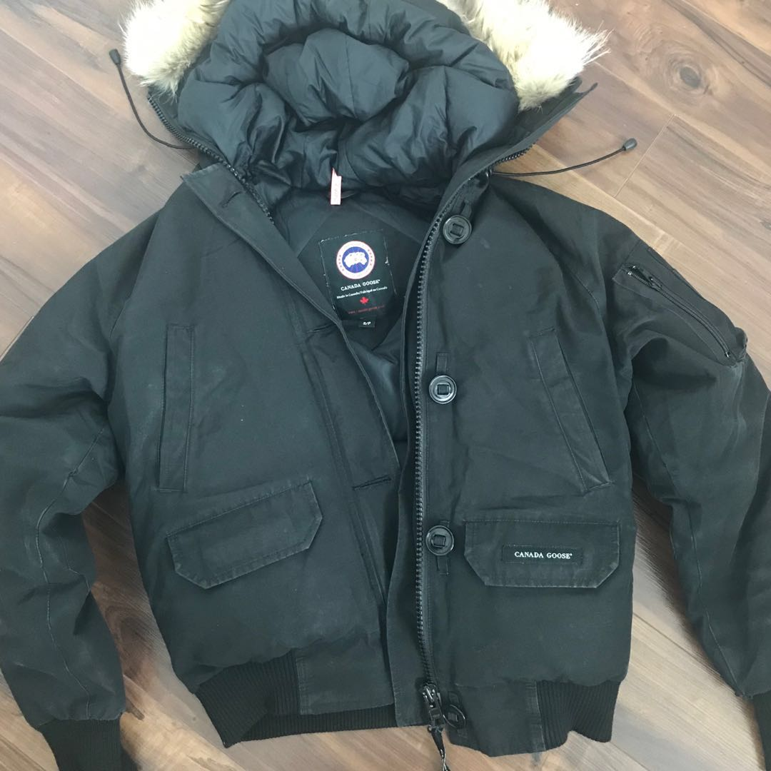 Canada Goose Women s Chilliwack Bomber Size S down jacket 9f6f114d9