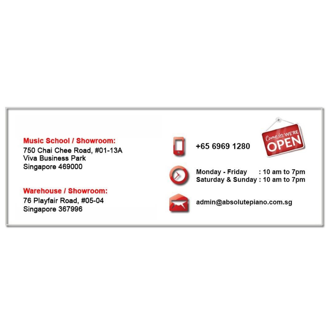Casio Music Sale @ Viva Business Park! Casio Privia Digital Piano PX-770