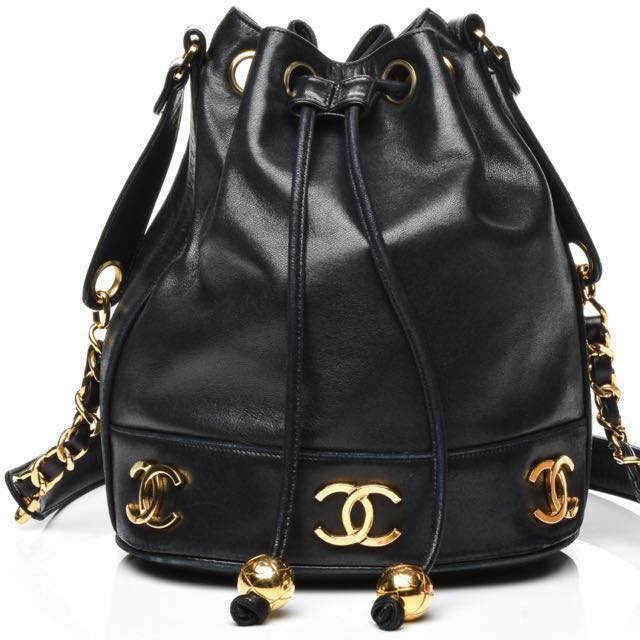 b3b84a05ca9ced Chanel Bucket Bag - item on hold / @ spa, Luxury, Bags & Wallets on ...